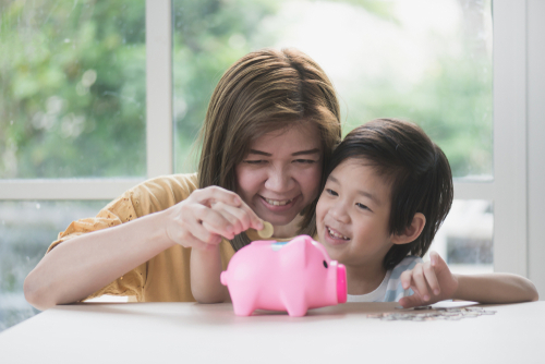 Money in the Bank: The Currency of Parent-Child Relationships