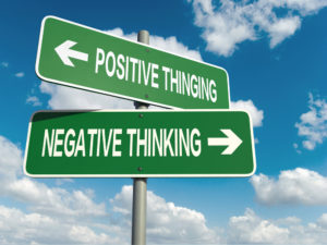 When Positive Thoughts Are Really Negative